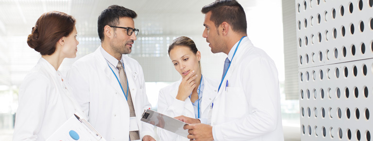 Our initiatives include identifying high-performing physicians and capturing best practices.
